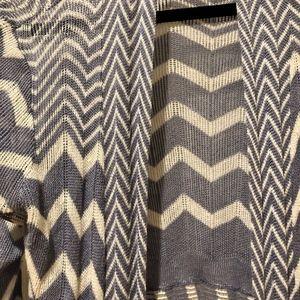 NIC+ZOE Sweaters - Nic + Zoe Long Open Sweater Cardigan Size Large